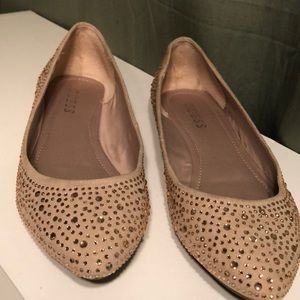 Guess Sparkly Flats